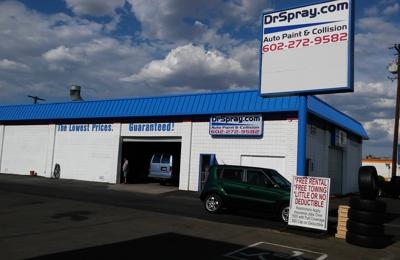 Dr Spray Paint & Body (Earl Scheib Rebranding) - Phoenix, AZ