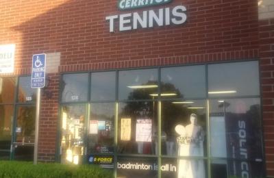 Cerritos Tennis Shop - Cerritos, CA. Cerritos Tennis