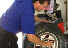 Exhaust Pro - Columbus, GA. Tires of all sizes are sold and serviced here.