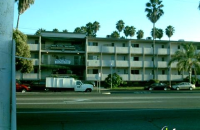 Palm Gardens Apartments 400 W Orangethorpe Ave, Fullerton ...