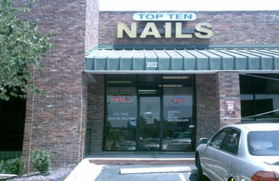 Luxory Nail & Spa - Pflugerville, TX