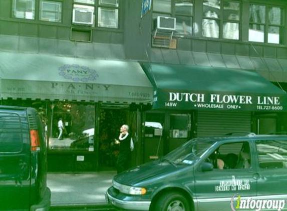 Pany Silk Flowers Corp - New York, NY