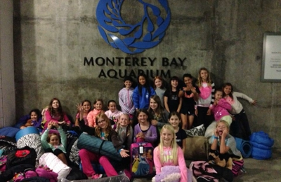 Monterey Bay Aquarium - Monterey, CA. Girl Scout Troop 2144