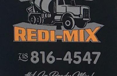 Island Redi Mix Inc. - Staten Island, NY