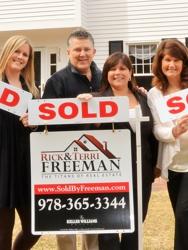 Rick & Terri Freeman Real Estate
