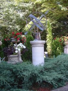 New England Garden Ornaments