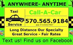 call a car taxi