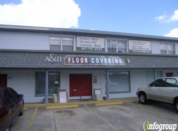 A & H Floor Covering - Casselberry, FL