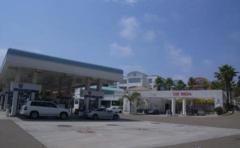 Encinitas Car Wash and Chevron