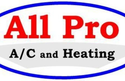 Temple All Pro Air Conditioning - Temple, TX