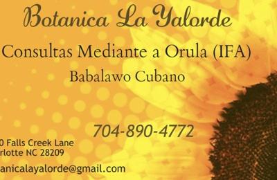 Botanica La Yalorde - Babalawo Ifa - Charlotte, NC