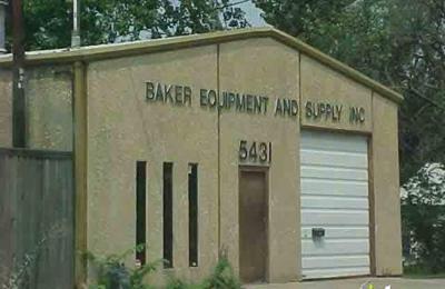 Baker Equipment Supply 5431 Gregg St Dallas Tx 75235 Ypcom