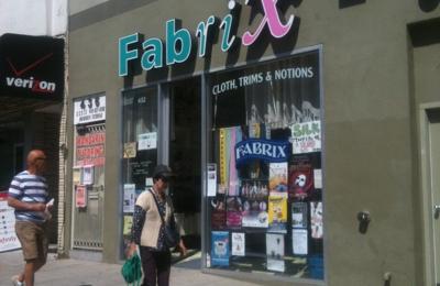 Fabrix - San Francisco, CA