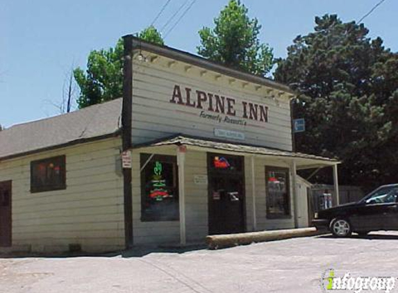 Alpine Inn - Portola Valley, CA