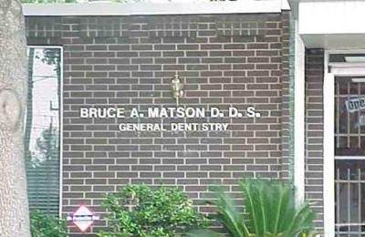 Matson, Bruce A., D.D.S. - Houston, TX
