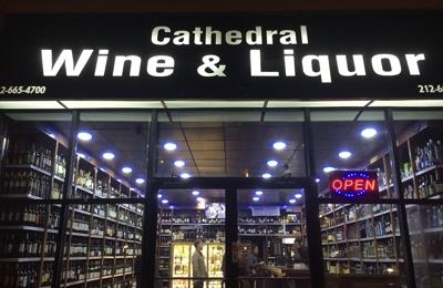 Cathedral Wine And Liquor - New York, NY