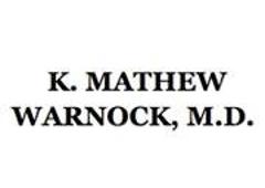 K. Mathew Warnock M.D. - Houston, TX