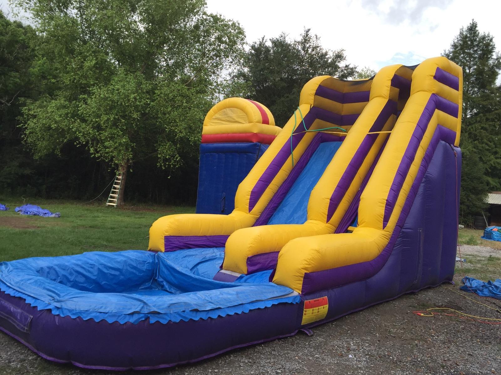 Mega Bounce Inflatables, LLC, Thibodaux LA