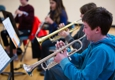 Rudolf Steiner School of Ann Arbor Lower School - Ann Arbor, MI. Music at all grade levels