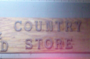 Great country store