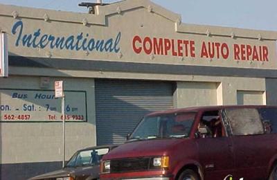 Bancroft Complete Auto Repair - Oakland, CA