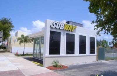 Subway - Hollywood, FL