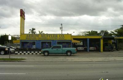 Arrow Muffler Co Inc - Miami, FL