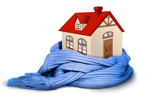Different areas of the home need different types of insulation.