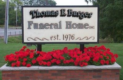 Thomas E Burger Funeral Home, Inc. - Hilton, NY