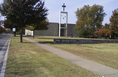 St Patrick Church - Oklahoma City, OK