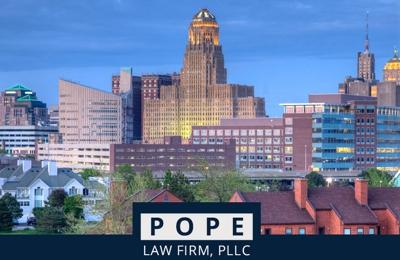 Pope Law Firm - Buffalo, NY