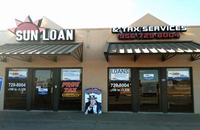 Sun Loan Company 2100 Corpus Christi St Laredo Tx 78043 Yp Com