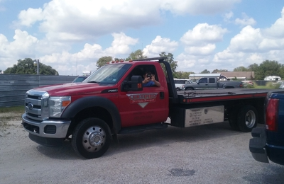 Tow Truck Houston >> Certified Towing And Recovery 11310 Glenwolde Dr Houston Tx