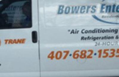 Bowers Heat & Air Inc - Dunnellon, FL