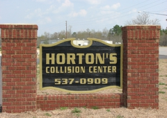 Horton's Collision Center - Vidalia, GA