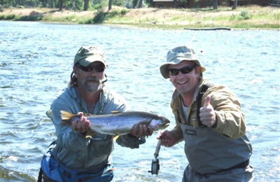Montana Fly Fishers & The Leaning Tree Lodge - Fort Smith, MT
