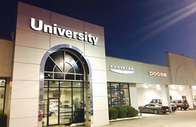 Car Dealerships In Florence Al >> University Chrysler Dodge Jeep Ram 2354 Florence Blvd
