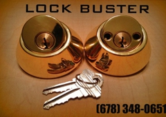 Lock Buster Locksmith - Marietta, GA