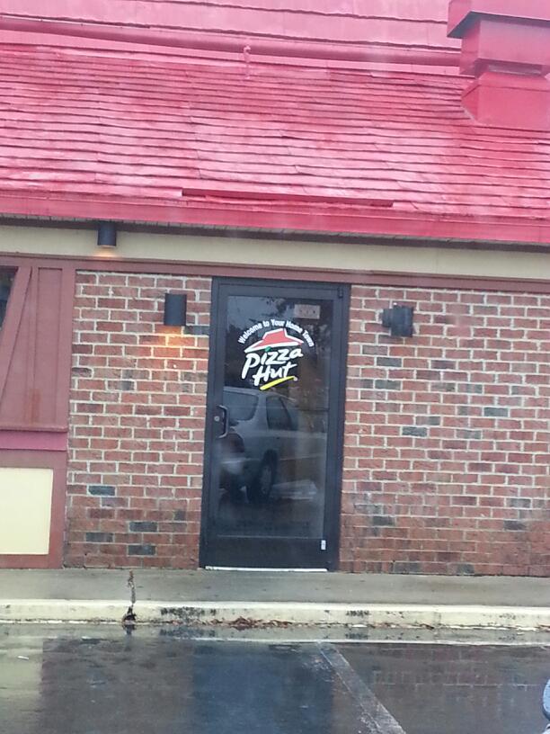 Pizza Hut, New Bern NC