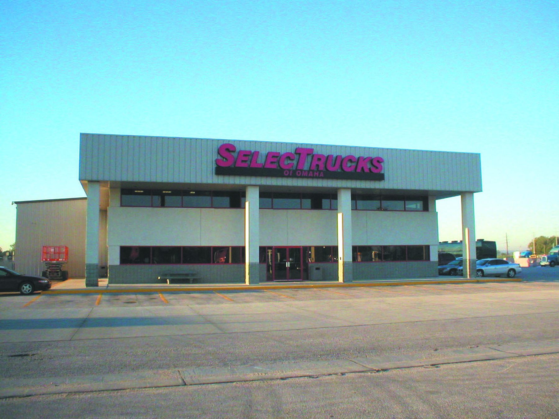 Omaha Truck Center 1208 31st Ave Council Bluffs Ia 51501