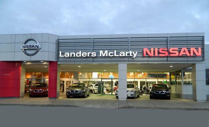 Landers Mclarty Nissan Of Huntsville 6520 University Dr Nw