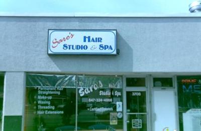 Saro's Hair Studio & Spa - Skokie, IL