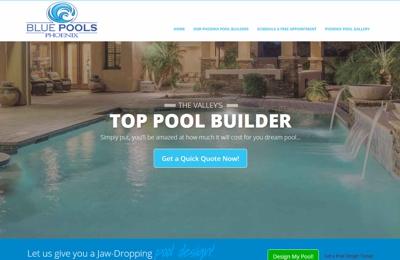 Blue Pools Phoenix - Phoenix, AZ