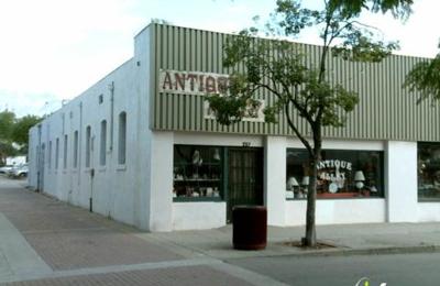 Antique Alley - Upland, CA