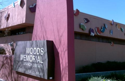 Woods Memorial Public Library - Tucson, AZ