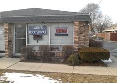 Larry's Lock Service - Bolingbrook, IL