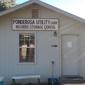 Ponderosa Utility Corporation - Flagstaff, AZ. Utility Office in Mountainaire
