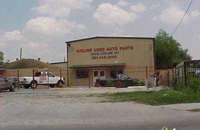 Airline Used Auto Parts - Houston, TX