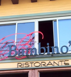 Bambino's Ristorante - San Francisco, CA
