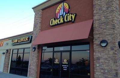 Check City - Las Vegas, NV